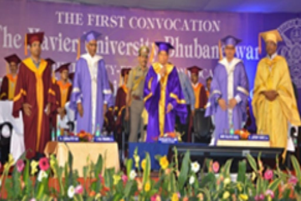 First Convocation of XUB