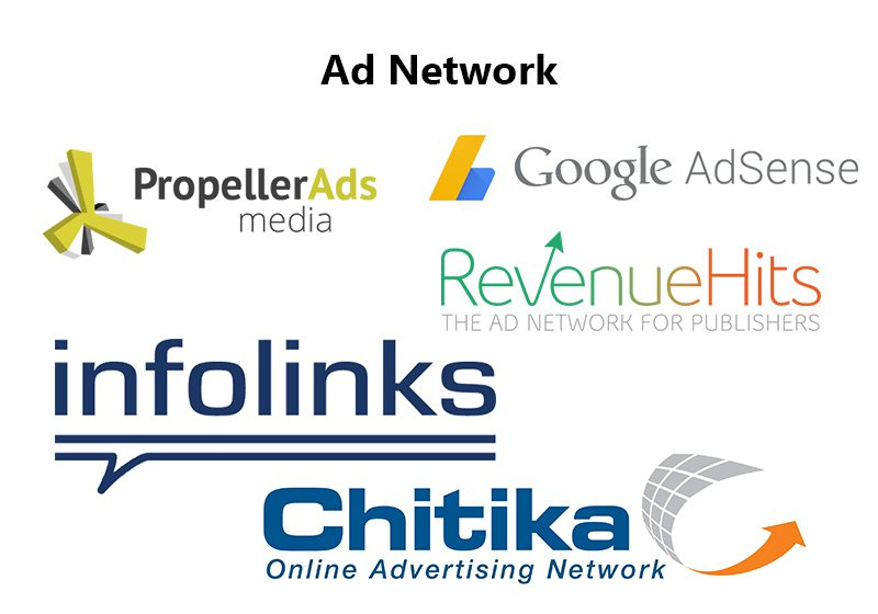 Top 5 Ad Network for Publishers
