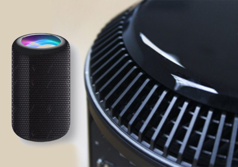 Siri Speaker at Your Command