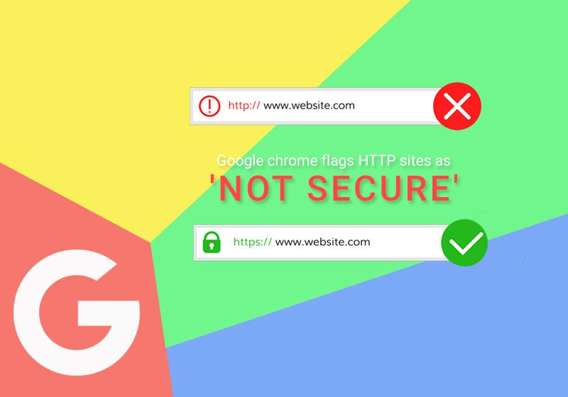 How Google Secures Web: All HTTP pages marked 'Not Secure'