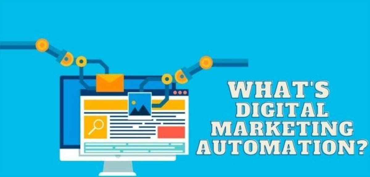 Digital Marketing Automation- It's Meaning And Benefits