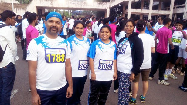 Bhubaneswar had a Run-a-thon another time!