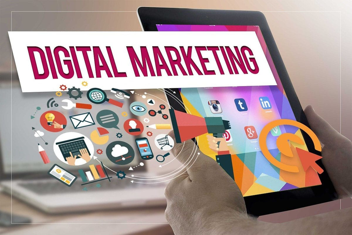 The New Approaches to Digital Marketing